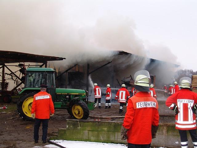 L'incendie est un risque majeur chez les personnes âgées.