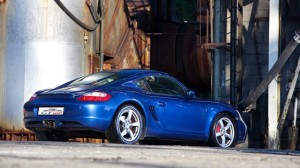 stage Porsche Cayman S