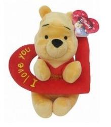 cadeaux bébé doudou winnie l'ourson