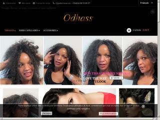 Boutique tissage cheveux afro, brésilien et indien