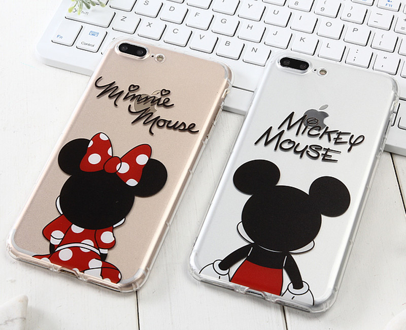 coque iphone 8 plus minnie