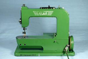 Machine à coudre Elna